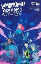 Lumberjanes/Gotham Academy (2016) -3- Lumberjanes / Gotham Academy Part 3 of 6
