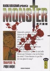 Monster (Urasawa) -10- Pique-nique