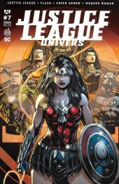 Justice League Univers -7- Numéro 7