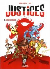 Justices -1- Les deux ligues