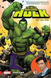 Totally Awesome Hulk (The) (2016) -INT01- Cho Time