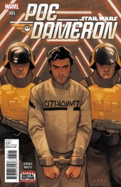 Poe Dameron (2016) -5- Book I, Part V : Lockdown