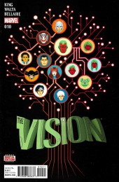 Vision (The) (2016) -10- All Will Return To Normal