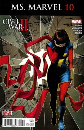 Ms. Marvel (2016) -10- Civil War II - Ms. Marvel