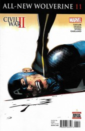 All-New Wolverine (2016) -11- Issue 11