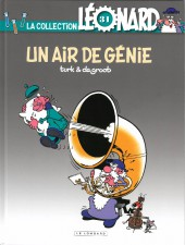 Léonard - La Collection (Prisma Media) -3121- Un air de génie