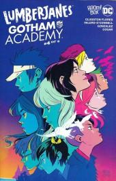 Lumberjanes/Gotham Academy (2016) -4- Lumberjanes / Gotham Academy Part 4 of 6