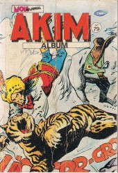 Akim (1re série) -Rec079- Album N°79 (du n°437 au n°440)