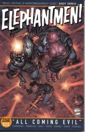 Elephantmen! (2006) -INT-04- 2260 Book Four: All coming evil