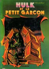Albums Artima DC/Marvel Super Star Géants - Hulk et le petit garçon