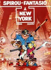 Spirou et Fantasio -39Pub2- Spirou et fantasio a new york