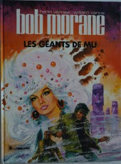 Bob Morane 3 (Lombard) -20b1984- Les géants de Mu