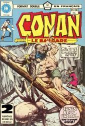 Conan le barbare (Éditions Héritage) -8586- Le Diable a bien des pattes