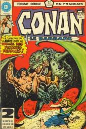 Conan le barbare (Éditions Héritage) -8990- La vallée des femmes perdues!