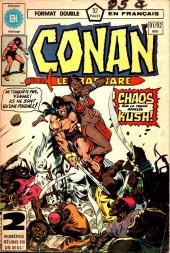 Conan le barbare (Éditions Héritage) -9192- Chaos dans le pays de Kush!