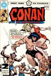 Conan le barbare (Éditions Héritage) -9394- Les mangeurs de lune de Darfar!