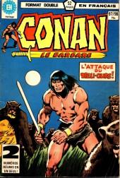 Conan le barbare (Éditions Héritage) -9798- Buryat assiégée!