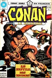 Conan le barbare (Éditions Héritage) -101102- L'ombre de la bête!
