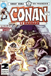 Conan le barbare (Éditions Héritage) -103104- La vallée de la nuit éternelle!