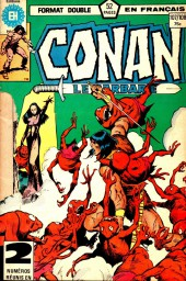 Conan le barbare (Éditions Héritage) -107108- La cité ou s'arrêta le temps