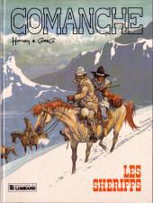 Comanche -8a1983- Les shériffs