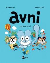 Avni -3- Récré-action !