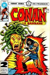 Conan le barbare (Éditions Héritage) -123124- L'île de la mort