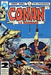 Conan le barbare (Éditions Héritage) -125126- L'île aux araignées