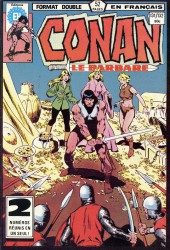 Conan le barbare (Éditions Héritage) -131132- La nuit des trois sœurs!