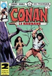 Conan le barbare (Éditions Héritage) -133134- La plaie de Forlek