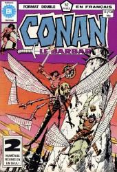Conan le barbare (Éditions Héritage) -137138- La lame noire de Jergal Zadh!