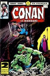 Conan le barbare (Éditions Héritage) -141142- Le sort