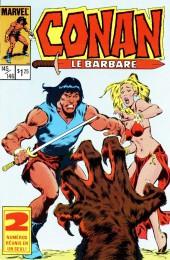 Conan le barbare (Éditions Héritage) -145146- Le voile des ténèbres!