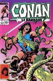 Conan le barbare (Éditions Héritage) -147- Destruction par le feu!