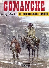 Comanche -5a1980- Le Désert sans lumière