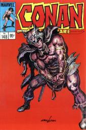 Conan le barbare (Éditions Héritage) -148- La grotte des plantes damnées