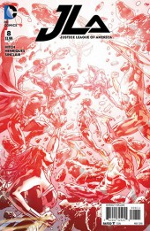 Justice League of America (2015) -8- Power and Glory, Part Seven