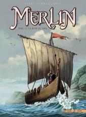 Merlin (Istin/Lambert) -12- La reine de sang