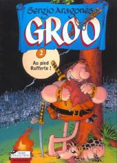 Groo -2- Au pied Rufferto