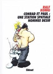 Conrad et Paul -6- Une station spatiale nommée Désir