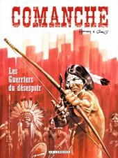 Comanche -2e2016- Les Guerriers du désespoir