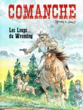 Comanche -3f2016- Les Loups du Wyoming