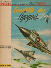 Tanguy et Laverdure -4'- L'escadrille des cigognes