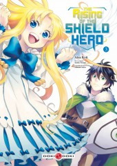 Rising of the Shield Hero (The) -3- Tome 3