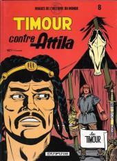 Les timour -8a1986- Timour contre Attila