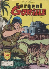 Sergent Gorille -54- Le chat du colonel