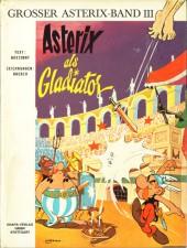 Astérix (en allemand) -4- Asterix als gladiator