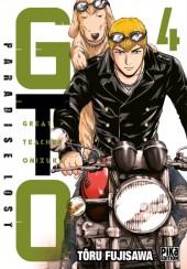 GTO - Paradise Lost -4- Vol. 4