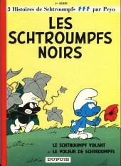 Les schtroumpfs -1a74- Les schtroumpfs noirs