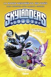 Skylanders -5- Le retour du Roi Dragon 2e partie